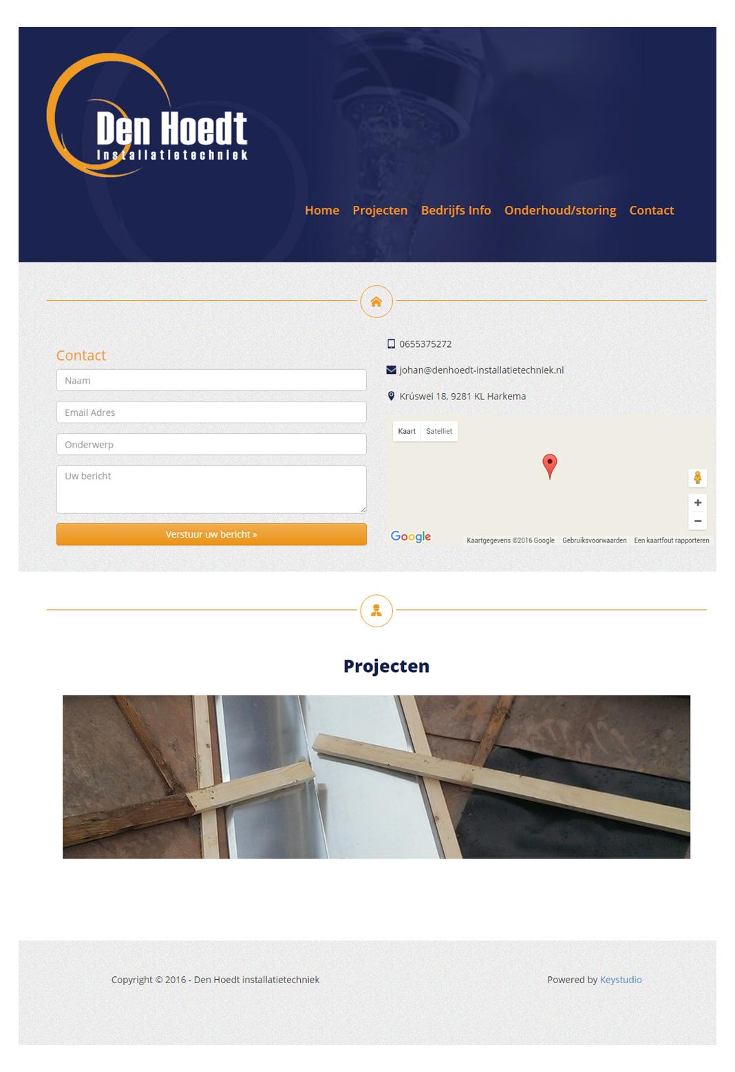 single project Info
